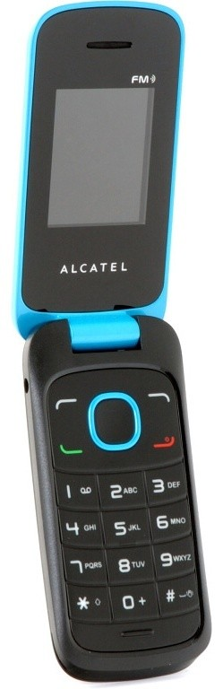 ALCATEL ONETOUCH 1030D Fresh Turquoise