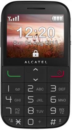 ALCATEL ONETOUCH 2000 Black