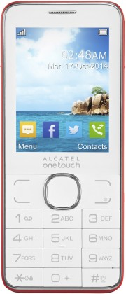 ALCATEL ONETOUCH 2007D Red ROZBALENO