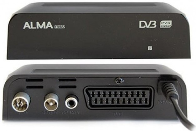 Alma T1500 DVB-T