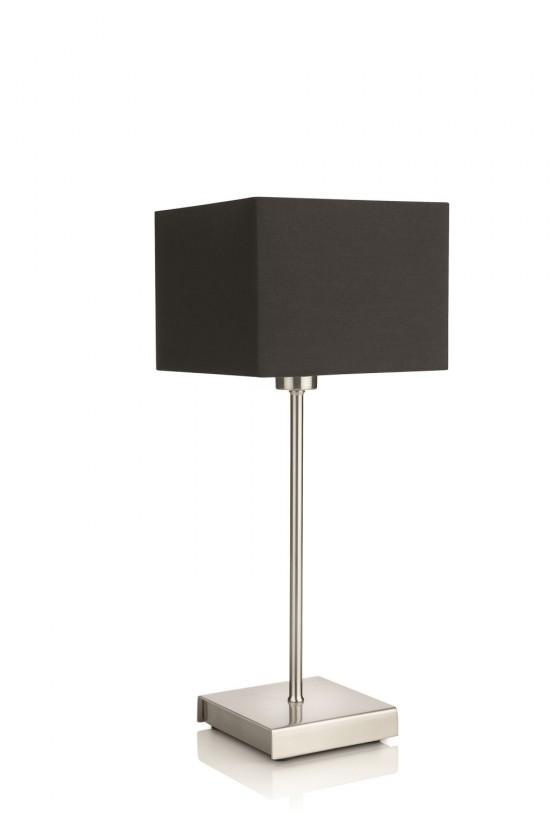 Aloha - Lampička E 14, 16cm (černá)