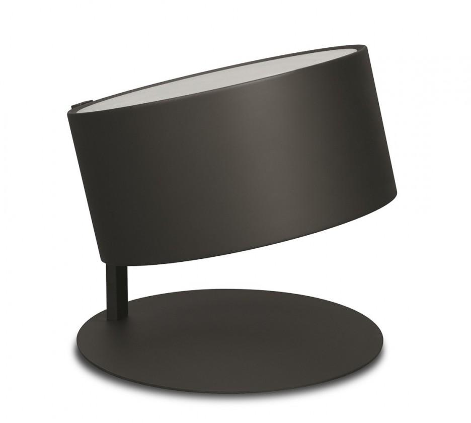 Aloha - Lampička E 27, 31cm (černá)