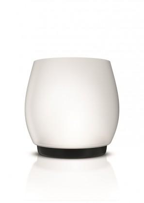 Aloha - Lampička LED, 18,5cm (bílá)