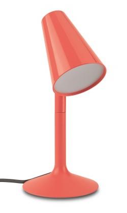 Aloha - Lampička LED, 20cm (červená)