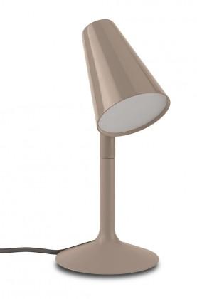 Aloha - Lampička LED, 20cm (krémová)