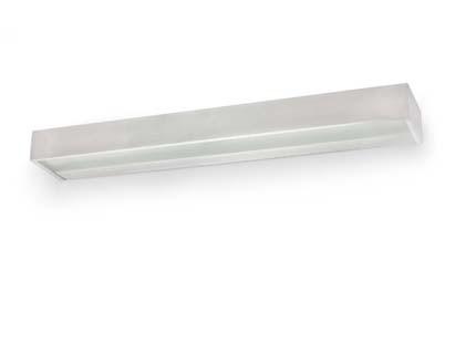 Ambo - Nástěnné svítidlo (hliník)