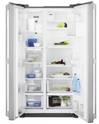 Americká lednice electrolux eal 6240 aou