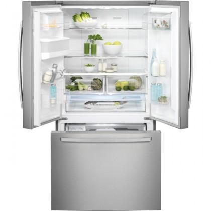 Americká lednice electrolux en6086jox