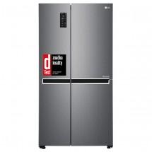 Americká lednice LG GSB470BASZ, 10 let záruka na kompresor
