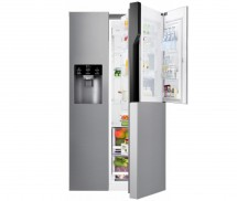 Americká lednice s technologií Door in Door LG GSJ361DIDV
