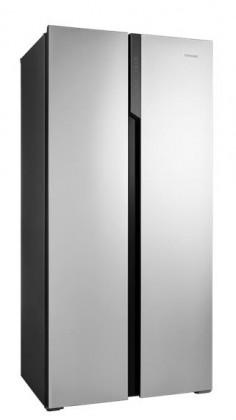 Americké lednice Americká chladnička Concept LA7383 nerez