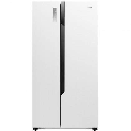 Americké lednice Americká lednice Hisense RS670N4HW1, A+