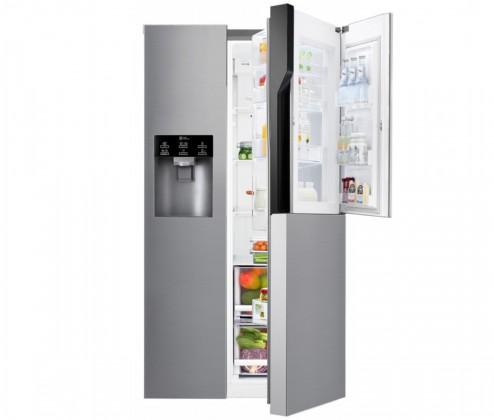 Americké lednice Americká lednice s technologií Door in Door LG GSJ361DIDV