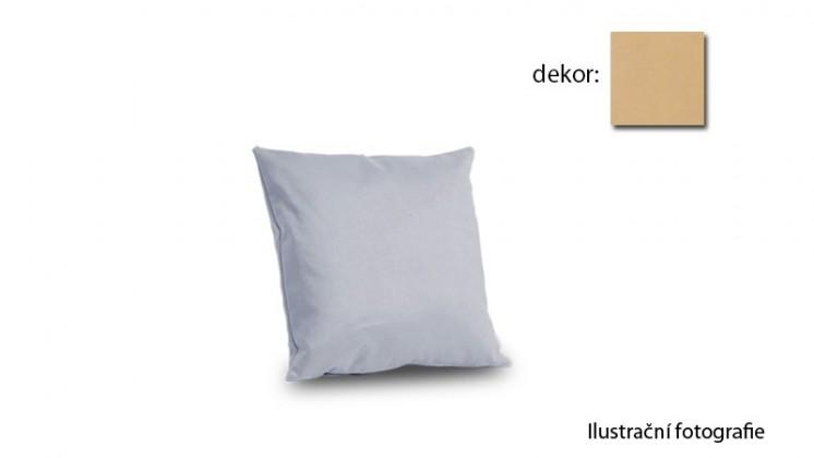 Amora - polštář 40x40cm (hero-sand)