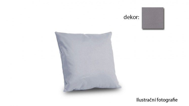 Amora - polštář 50x50cm (hero-alu)