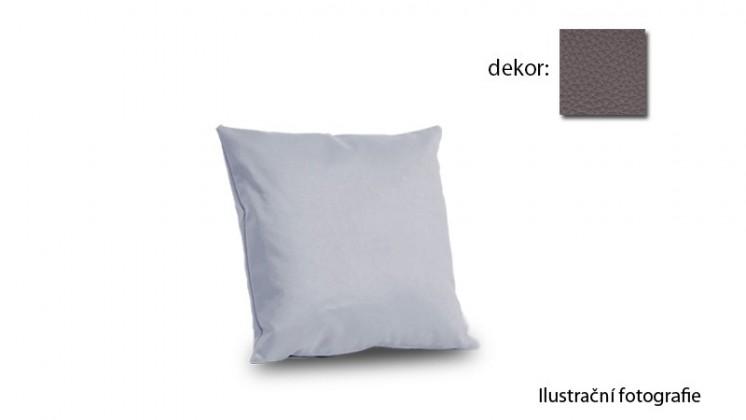 Amora - polštář 50x50cm (prime-anthrazit)