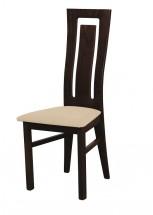 Andre II - Jídelní židle (wenge/madryt 111)