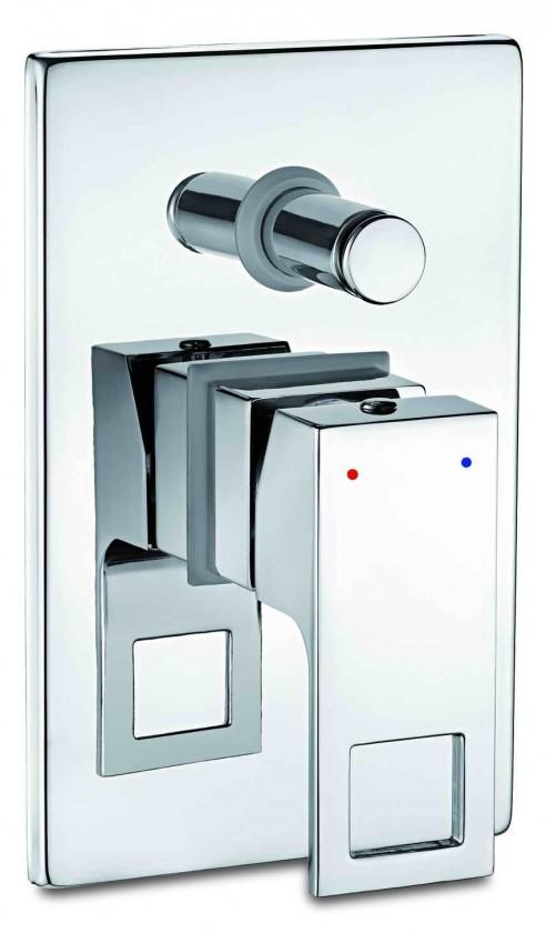 Anemen - Sprchová baterie, bez sprchového kompletu (chrom)