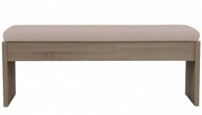 ANIZ - rovná lavice bez opěradla