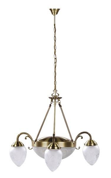 Annabella - Stropní osvětlení, 8633 (bronzová)