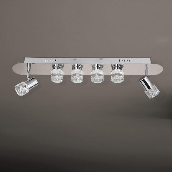 Antibes - Koupelnové svítidlo, LED (chrom)