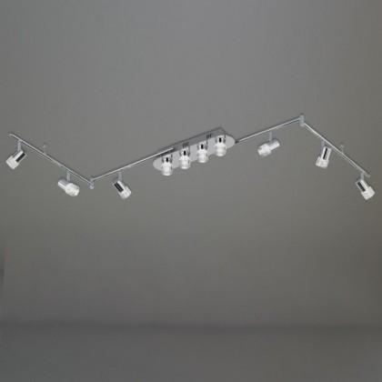 Antibes - Stropní osvětlení, LED (chrom)
