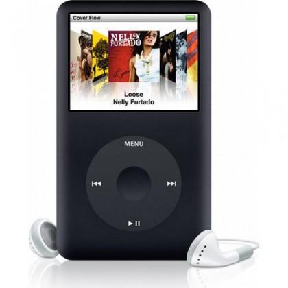 Apple iPod classic 160GB - Black