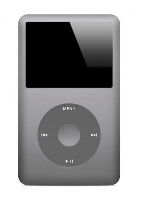 Apple iPod classic 160GB - Black (MC297HC/A)