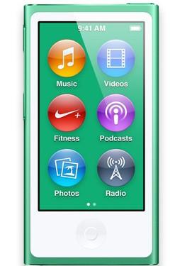 Apple iPod nano 16GB - Green (MD478HC/A)