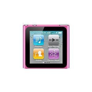 APPLE iPod nano 6.gen 16GB - Pink