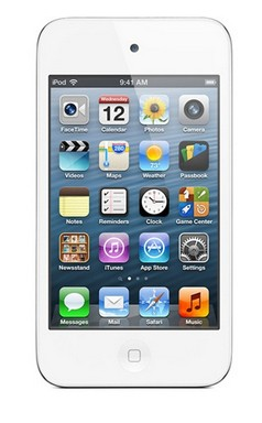 Apple iPod touch 16GB - White (ME179HC/A)
