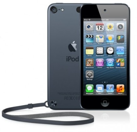 Apple iPod touch 64GB - Black & Slate (MD724HC/A)