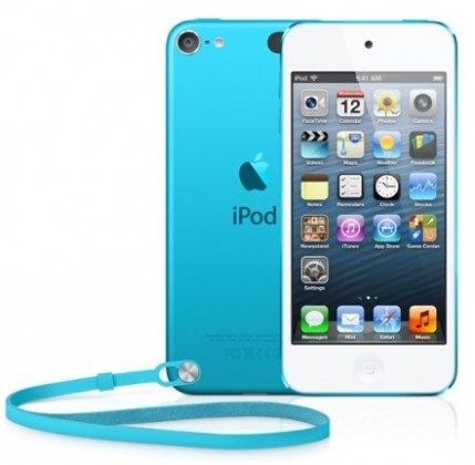 Apple iPod touch 64GB - Blue (MD718HC/A)
