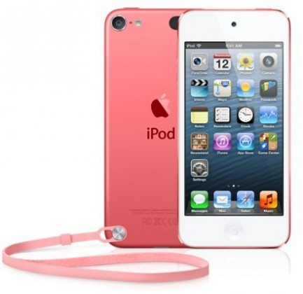 Apple iPod touch 64GB - Pink (MC904HC/A)