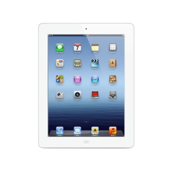 APPLE Nový iPad (3.generace), 16GB, 4G, bílá MD369HC/A