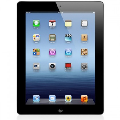 APPLE Nový iPad (3.generace), 32GB, Wi-Fi, černá MC706HC/A