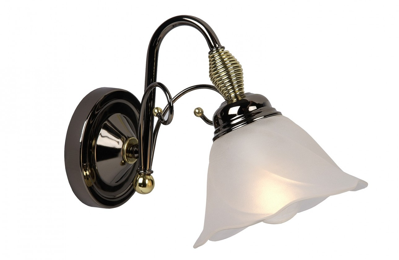 Arabba - nástěnné osvětlení, 40W, E14 (černá)
