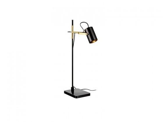 Arkitekt - Lampa stolní (kov/kov/černá)