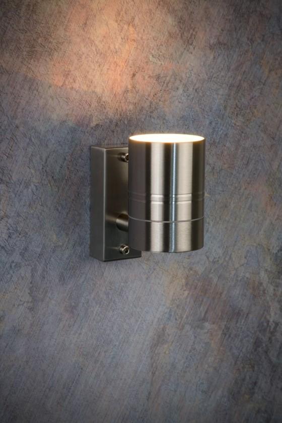 Arne - venkovní osvětlení, 35W, 1xGU10, 11 cm (stříbrná)