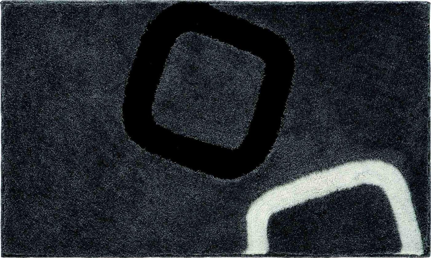 Arolo - Malá předložka 50x60 cm (šedá)