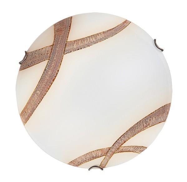 Art - Nástěnná svítidla, E27 (bílá/bronzová)