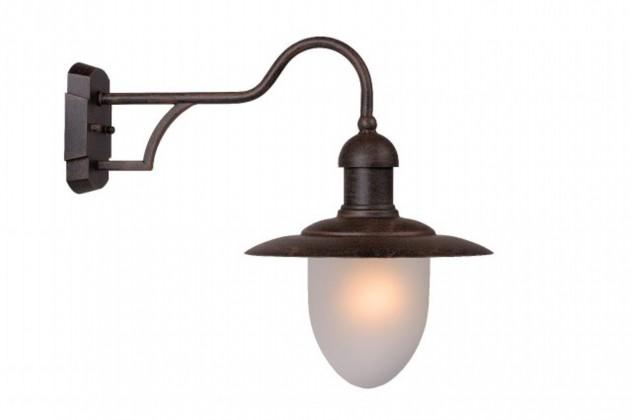 Aruba - venkovní osvětlení, 27W, E27, 24 cm (bronzová)