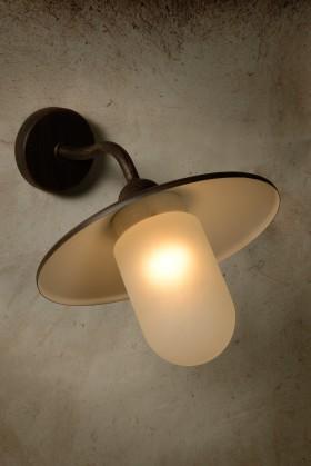 Aruba - venkovní osvětlení, 27W, E27, 37 cm (bronzová)