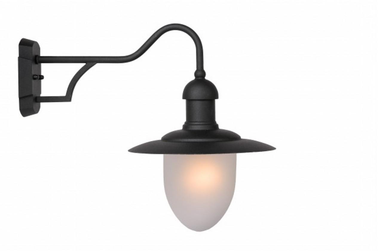 Aruba - venkovní osvětlení, 27W, E27 (černá)