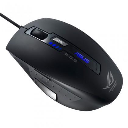 Asus Acc. laserová herní myš GX850, černá