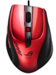 Asus Acc. laserová herní myš GX900, červená