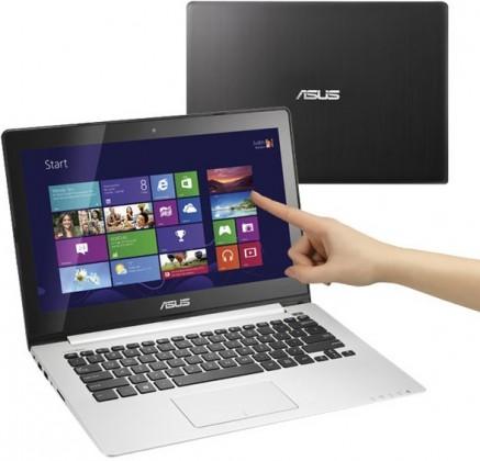 Asus VivoBook Touch S300CA-C1003H šedá (S300CA-C1003H)