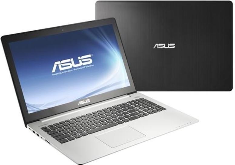 Asus VivoBook Touch S500CA-CJ005H černá (S500CA-CJ005H)