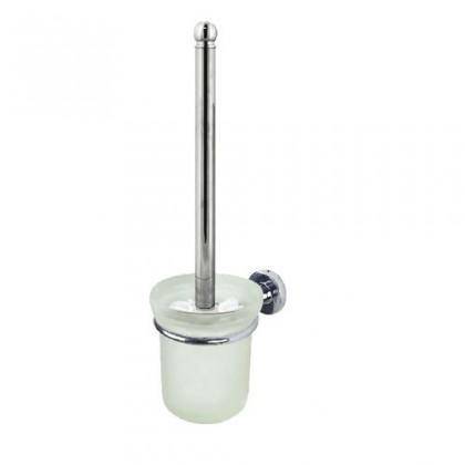 Atlantic-WC štětka s držákem(sklo/chrom)