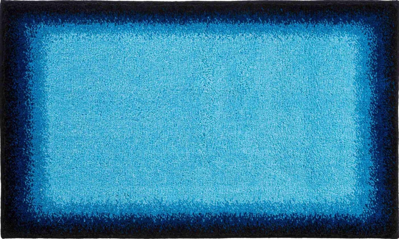 Avalon - Koupelnová předložka 60x100 cm (modrá)
